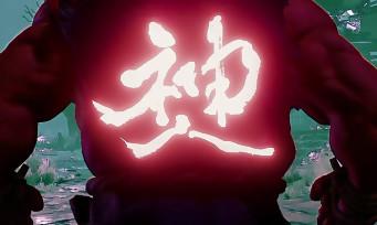 Street Fighter 5 : une vidéo teaser pour préparer l'arrivée d'Akuma