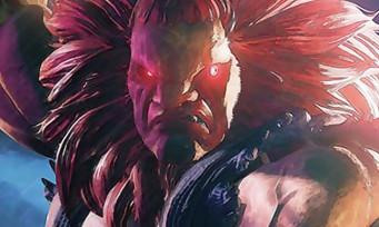 Street Fighter 5 : une vidéo PlayStation Experience 2016 pour annoncer l'arrivée d'Akuma