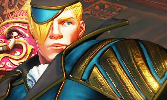 Street Fighter 5 : voici Ed, un nouveau boxeur blondinet super agile