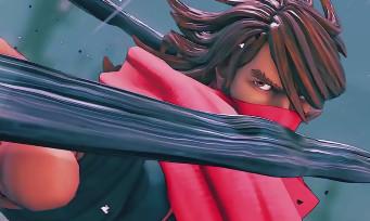 Street Fighter V : Zeku dévoile ses techniques dans cette vidéo de gameplay