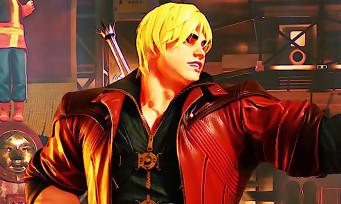 Street Fighter V : Dante et Nero de Devil May Cry pointent le bout de leur nez en costumes