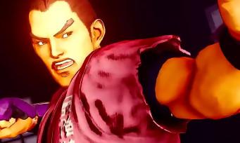 Street Fighter 5 : du gameplay officiel de Dan qui vient tout droit du Tokyo Game Show 2020