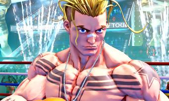 Street Fighter V : Luke est le dernier personnage du jeu et il fait déjà polémique