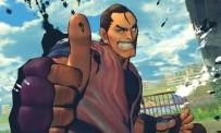 Street Fighter IV - Dan vs. Gouken