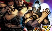 Street Fighter IV : le trailer de l'AOU