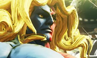 Street Fighter V Champion Edition : la surprise de Capcom, Gill fait son grand retour dans le jeu
