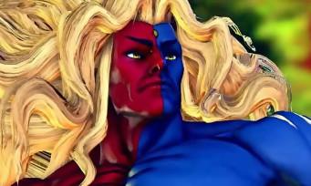 Street Fighter V : une nouvelle vidéo de gameplay avec Gill, toujours pas de date pour le perso de Street III