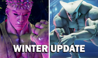 Street Fighter V: Eleven, Dan, Rose and new gameplay, all about the Winter Update