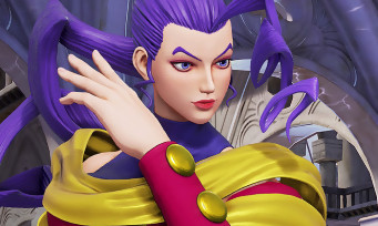 Street Fighter V: Rose officially available, a new trailer with all its techniques