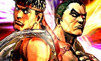 Test Street Fighter X Tekken sur PS Vita