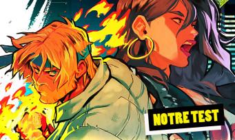 Test Streets of Rage 4 : une suite faite avec respect et amour, une réussite !