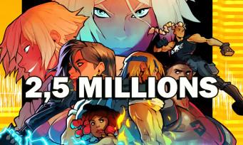 Streets of Rage 4 : le jeu est un carton avec 2,5 millions de ventes, un DLC à venir pour enrichir le contenu