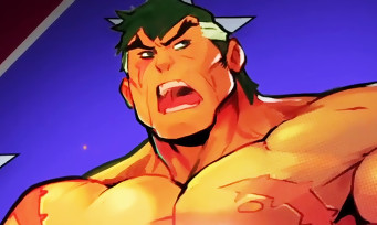Streets of Rage 4: Max Thunder, the boss wrestler, is the new playable character