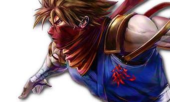 Strider jouable au Tokyo Game Show 2013 sur le stand de Capcom