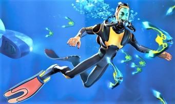Subnautica : une vidéo nous plonge dans les abysses pour la sortie du jeu sur PS4
