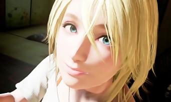 Summer Lesson : au tour d'Alison Snow de nous faire fondre sur PS4