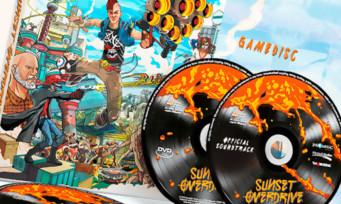Sunset Overdrive : une superbe édition physique dévoilée pour la version PC, tous les détails