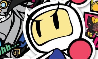 Super Bomberman R : un nouvel épisode arrive sur Nintendo Switch, voici le trailer !