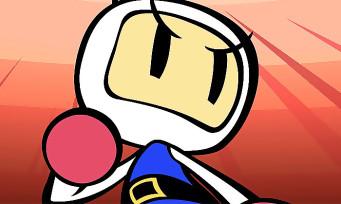 Super Bomberman R : un trailer de lancement sur Switch avec du gameplay dedans