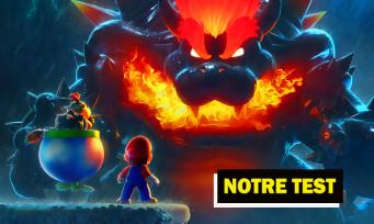 Test Super Mario 3D World + Bowser's Fury : un portage qui va beaucoup plus loin