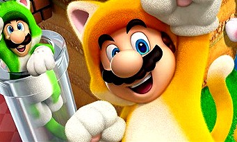 Test Super Mario 3D World : un jeu qui fait miaou !