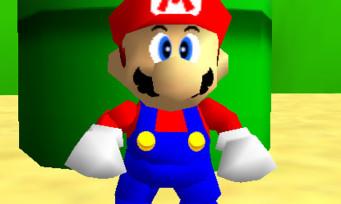 Super Mario 64 : découvrez un fan-remake avec Unity, le moteur pour smartphones