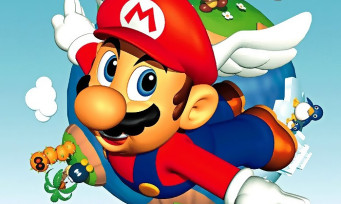 Super Mario 64 HD : Nintendo exige le retrait de la démo
