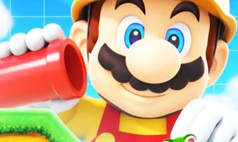 Super Mario Maker 2 : Nintendo vient de faire une grosse présentation, voici toutes les nouveautés