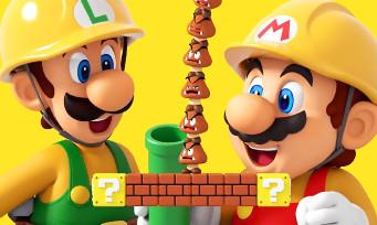 Super Mario Maker 2 : une mise à jour avec une bonne nouvelle pour les fans de multi