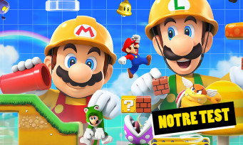 Test Super Mario Maker 2 : une suite qui casse des briques ?