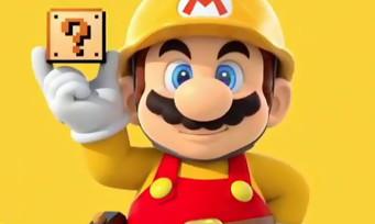 Super Mario Maker : un site Web pour découvrir plus facilement les niveaux créés par les joueurs