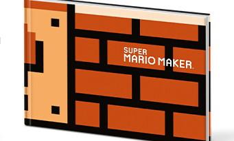 Super Mario Maker : des détails sur l'artbook livré avec le jeu
