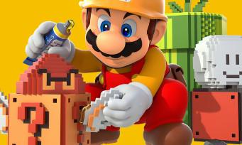 Super Mario Maker : une nouvelle vidéo dans laquelle Tezuka et Miyamoto s'amusent avec le jeu