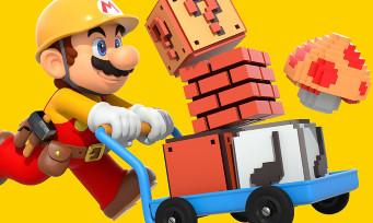 Super Mario Maker : la troisième mise à jour majeure présentée en vidéo