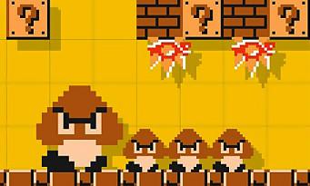 Super Mario Maker : le jeu a franchi la barre du million d'exemplaires vendus !
