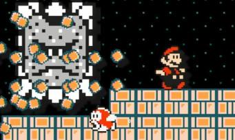 Super Mario Maker : le niveau de fou furieux de PangaeaPanga fait pleurer un joueur japonais