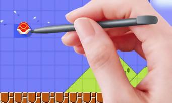 Super Mario Maker : il arrive sur 3DS, mais sans les partages de niveaux !