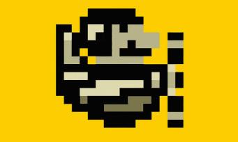 Il recrée entièrement Super Mario Land de la Game Boy dans Super Mario Maker !