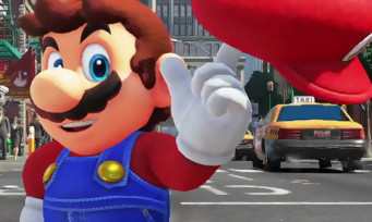 Super Mario Odyssey : le Mario de la Nintendo Switch se déroulera à New York !