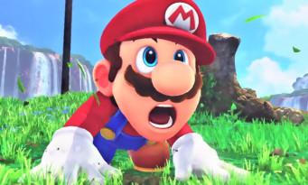 """Super Mario Odyssey : les speedrunners ont déjà """"masterisé"""" la démo du jeu"""