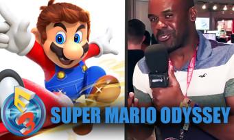 Super Mario Odyssey : l'autre grand gagnant de l'E3 2017 ? Nos impressions