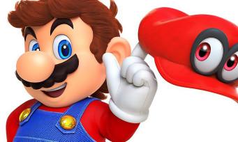 Super Mario Odyssey : il y aura bien un mode coopération, la preuve en vidéo