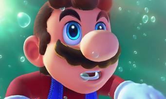 Super Mario Odyssey : Nintendo explique l'abandon du système de vies
