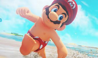 Super Mario Odyssey : Mario a des tétons et le fait savoir dans cette vidéo de 7 min