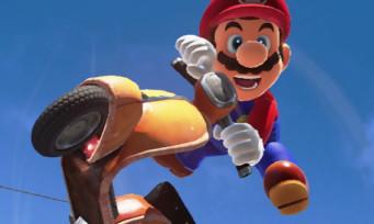 Super Mario Odyssey : une vidéo comparative mode TV vs. mode portable sur Switch