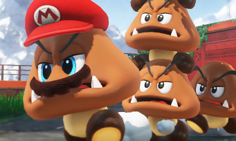 Super Mario Odyssey : 13 min de gameplay pour découvrir le mode coop'