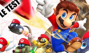 Test Super Mario Odyssey : faut-il vraiment lui dérouler le tapis rouge ?