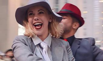 Super Mario Odyssey :une comédie musicale recréée dans les rues de New York pour le lancement du jeu