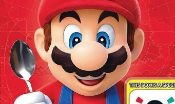 Super Mario Odyssey : bientôt des céréales dans une boîte amiibo ?