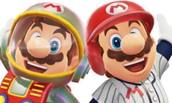 Super Mario Odyssey : deux nouveaux costumes disponibles, voici les images